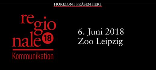 Regionale Kommunikation 2018 in Leipzig
